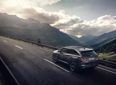 هيونداي موتور تكشف النقاب عن الجيل الرابع من سيارة توسان الرياضية