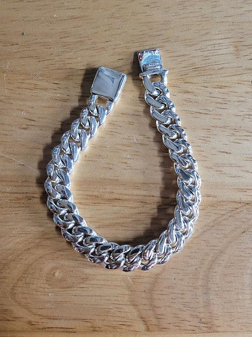 Koostum Curb Link Bracelet