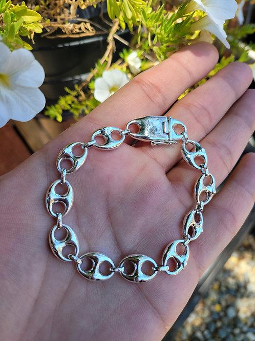 Koostum Puff Link Bracelet