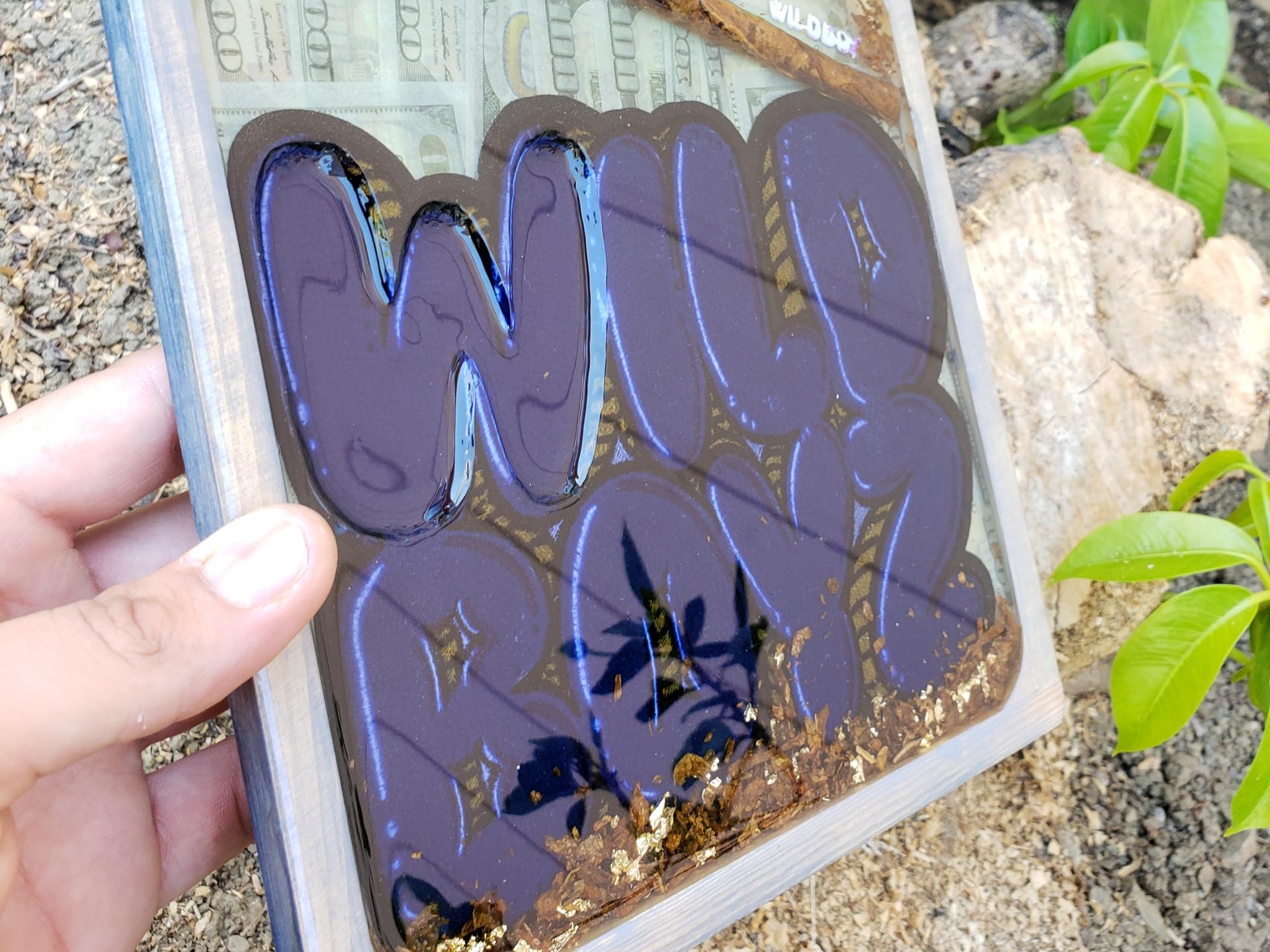 Custom Wild Boyz Apparel Rolling Tray