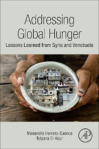 Tatyana El-Kour Addressing Global Hunger Book
