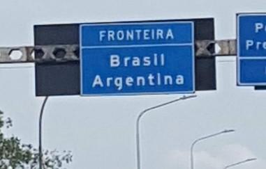 Fronteira Brasil-Argentina