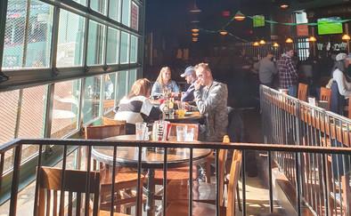 Bleacher Bar