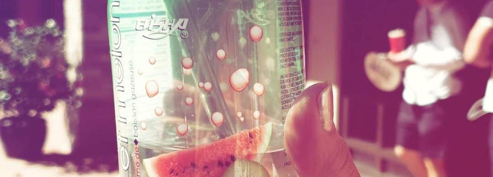 Refrigerante de kiwi com melancia da China