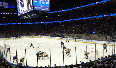 Tampa Bay Lightning x Pittsburgh Penguins