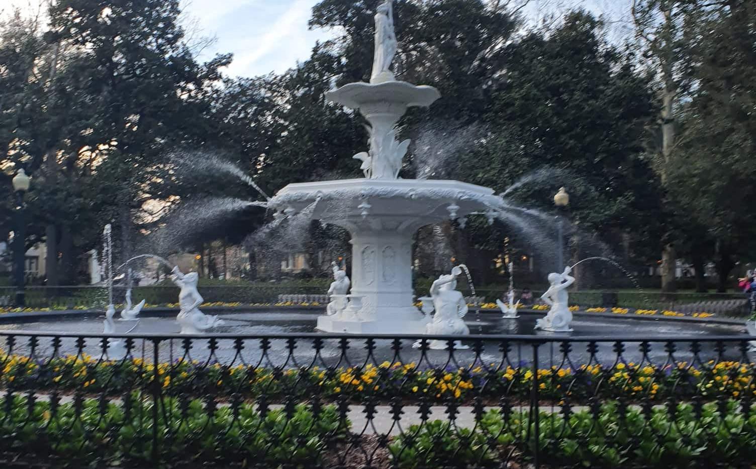 Chafariz Praça Forsyth