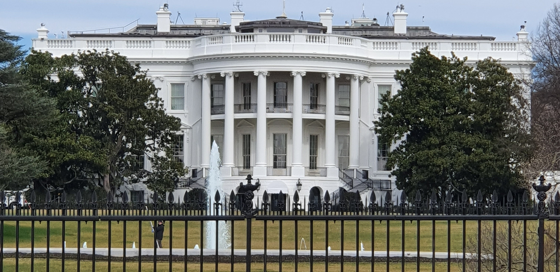 The White House/The Ellipse