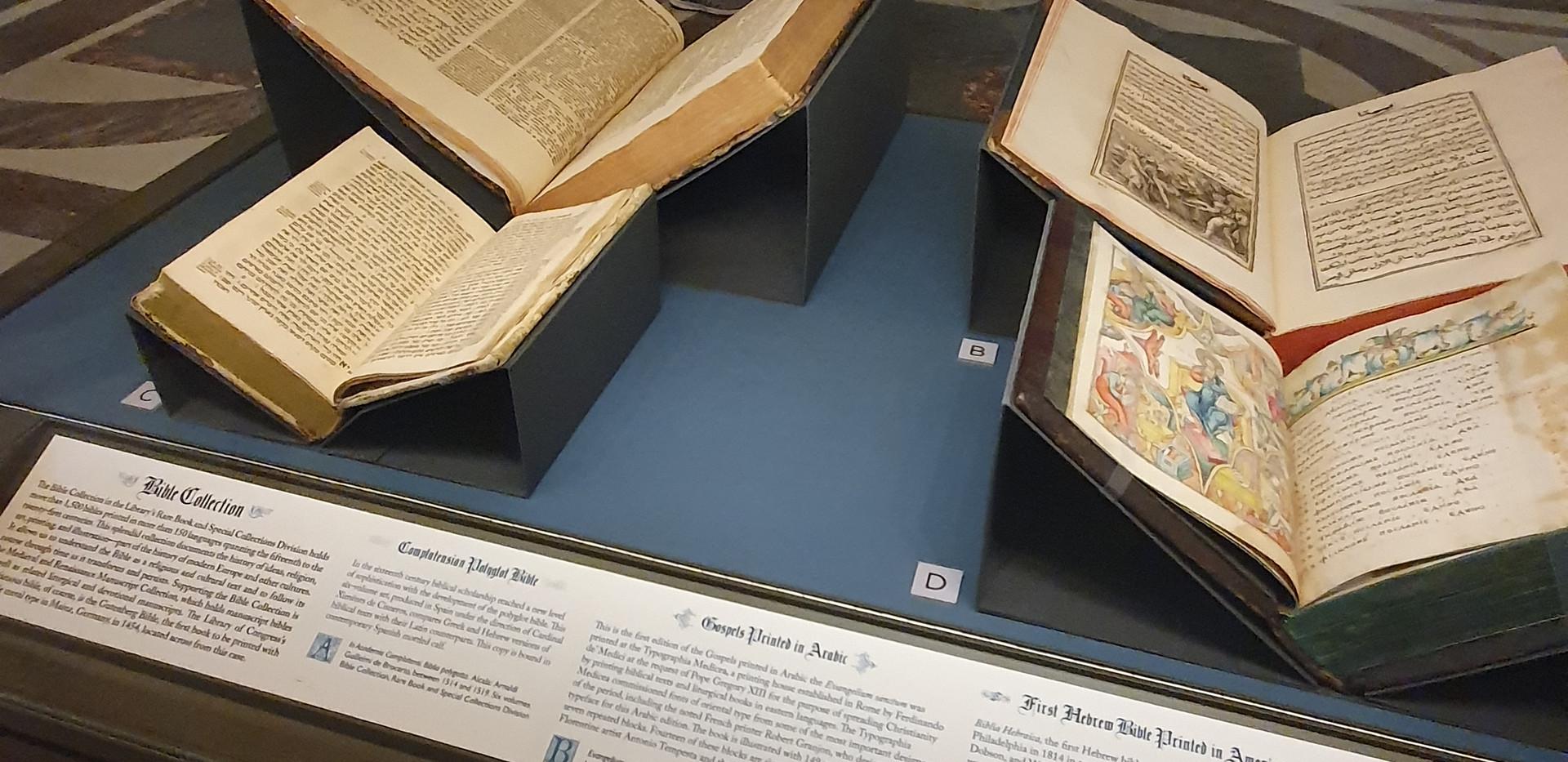 Biblioteca do Congresso - detalhes