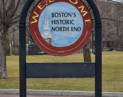 Boston's Historic North End