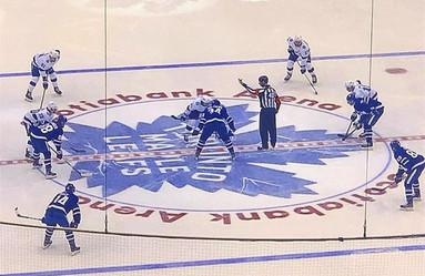 Tampa Bay Lightning x Toronto Maple Leafs