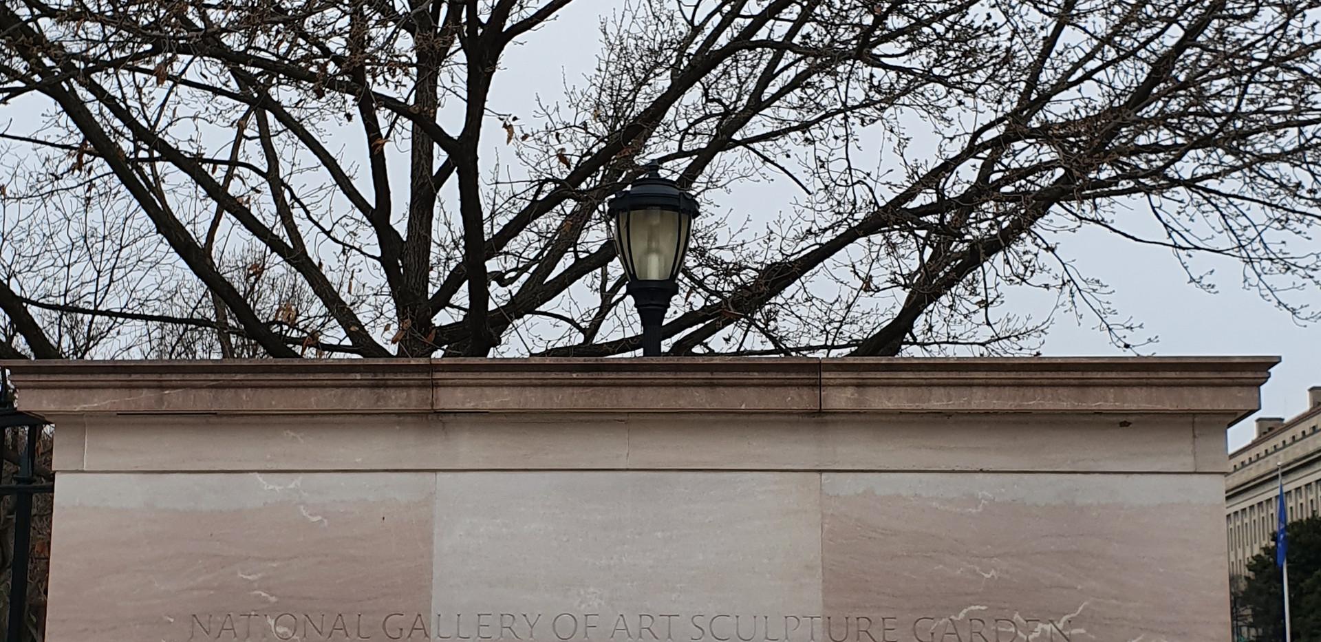 National Gallery of Art – Sculpture Garden