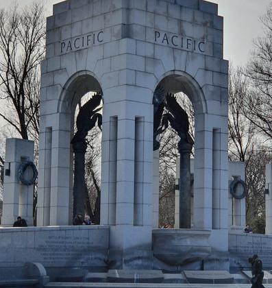 Coluna das Batalhas do Pacífico