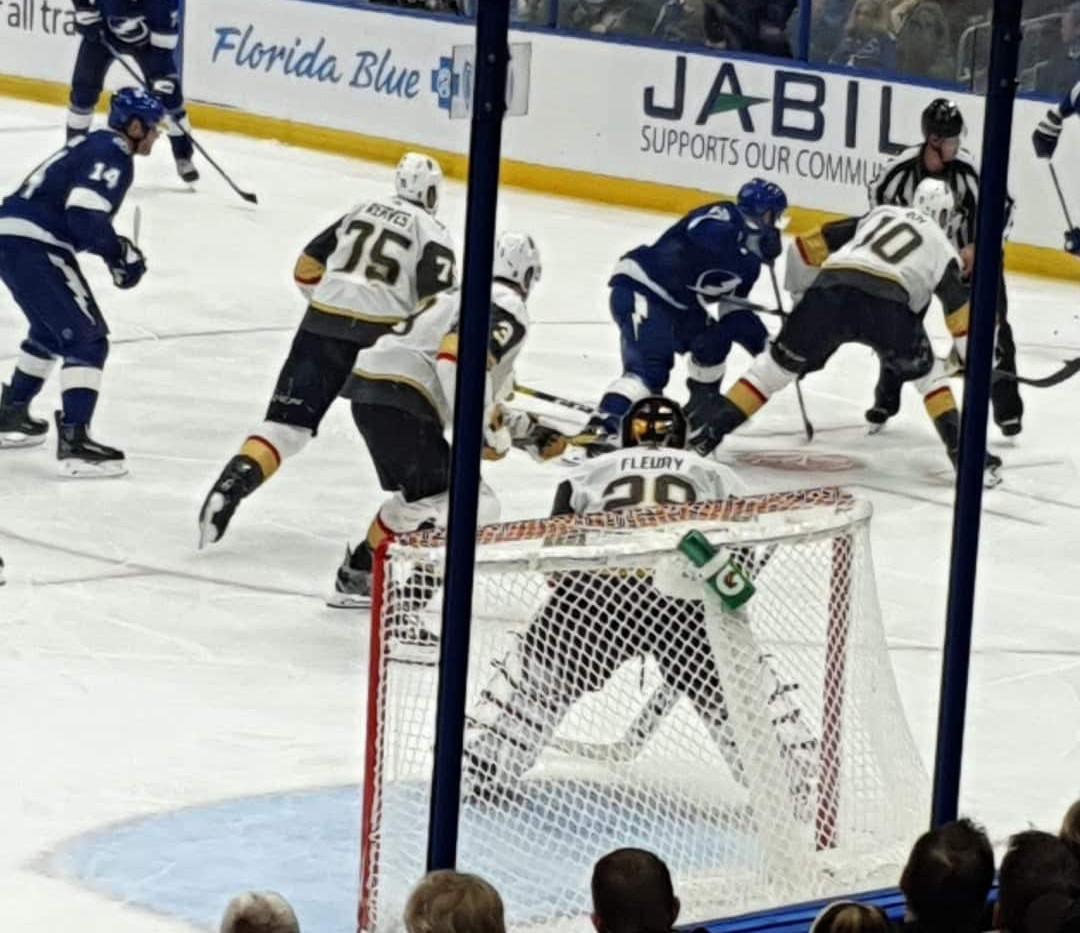 Tampa Bay Lightning x Vegas Golden Knights