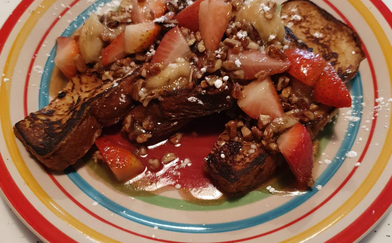 French Toast The Dixie Grill