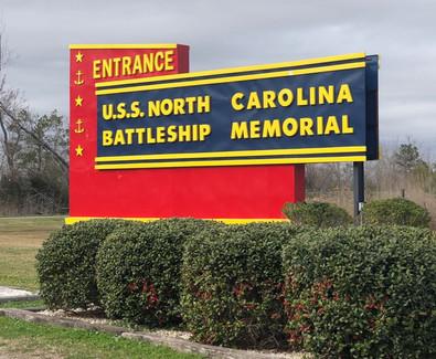 U.S.S. North Carolina