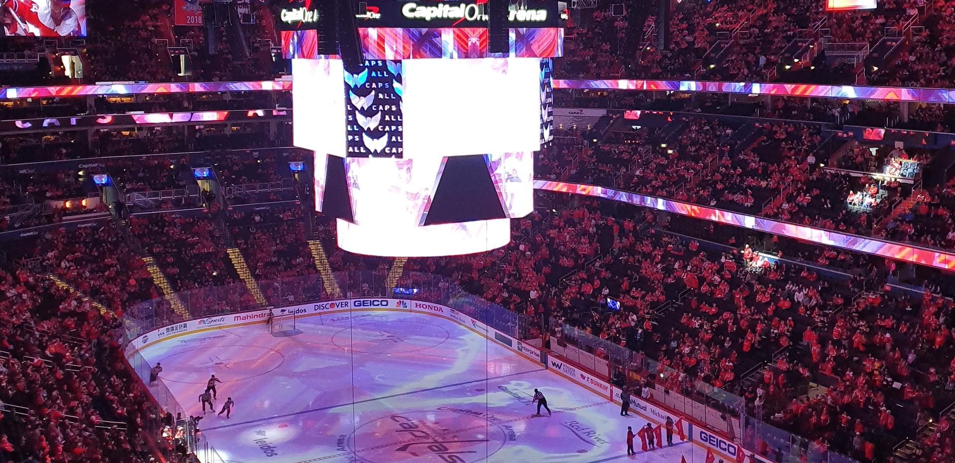 Washington Capitals x Pittsburgh Penguins