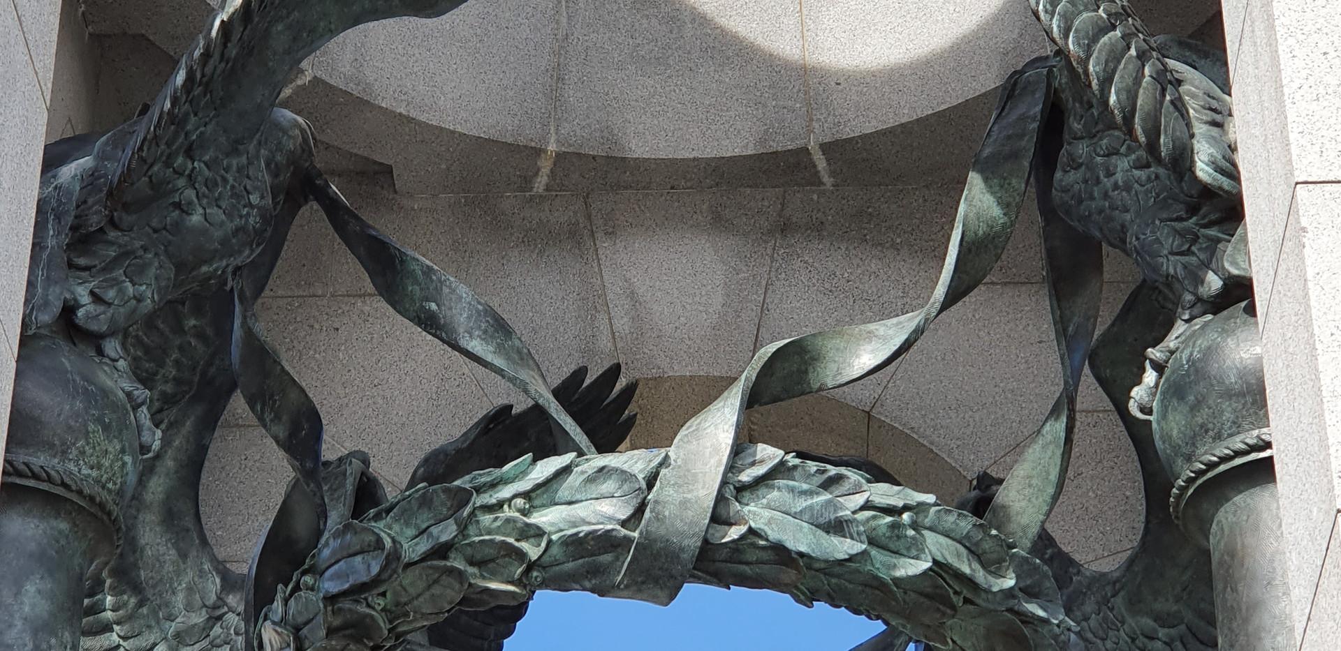 Coluna das Batalhas do Atlântico - detalhes