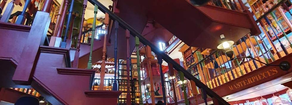 Diagon Alley - loja