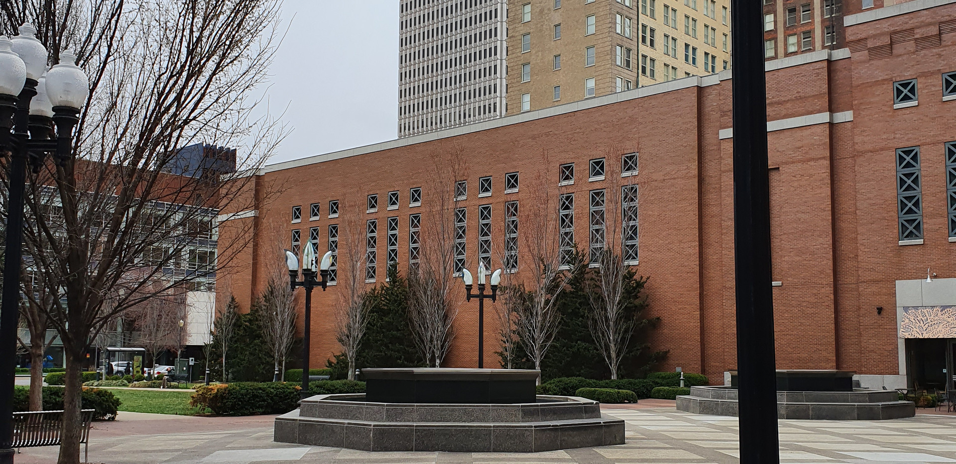 Centro histórido de Louisville