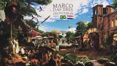 Marco das Três Fronteiras