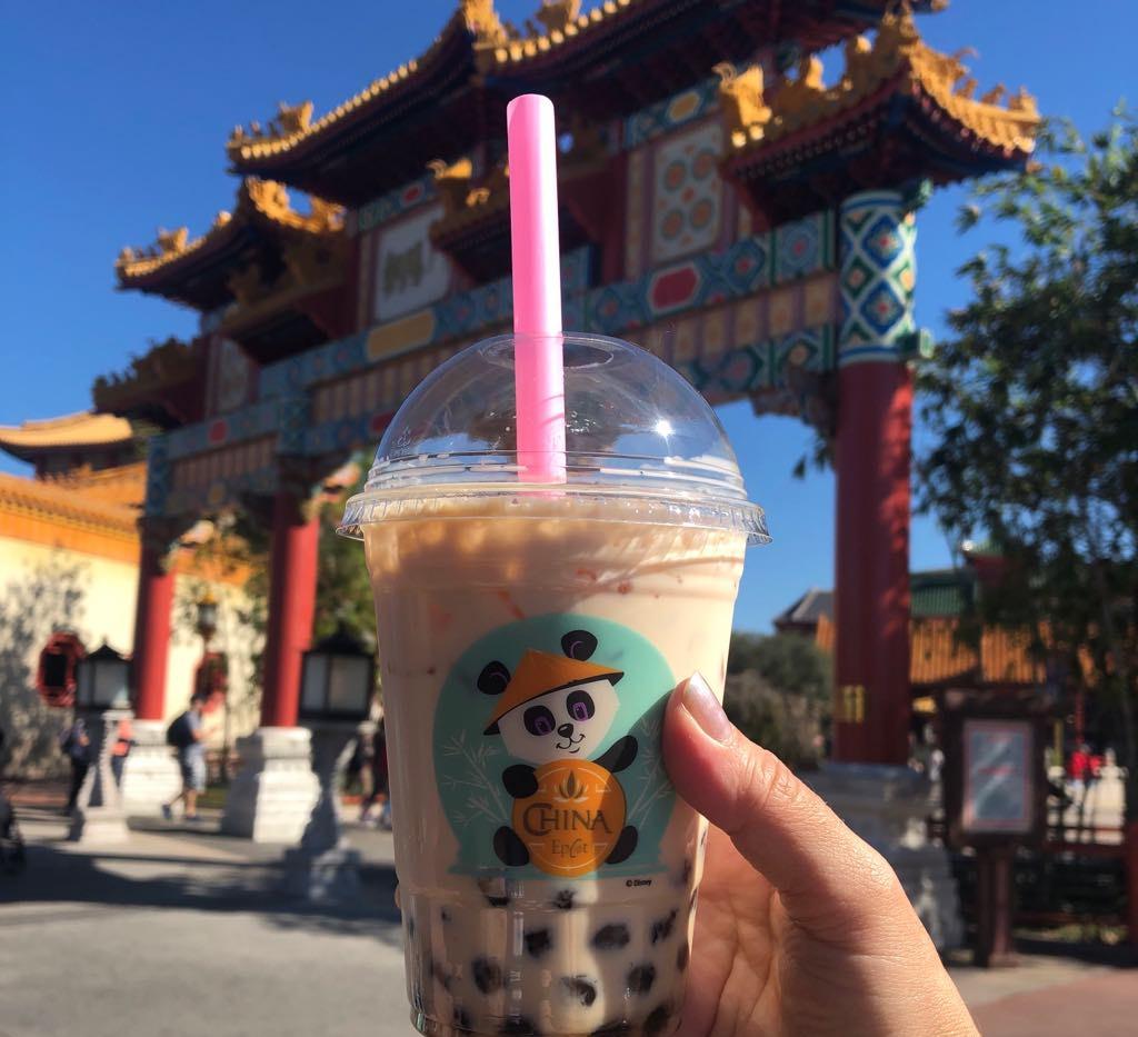 Bubble tea na China