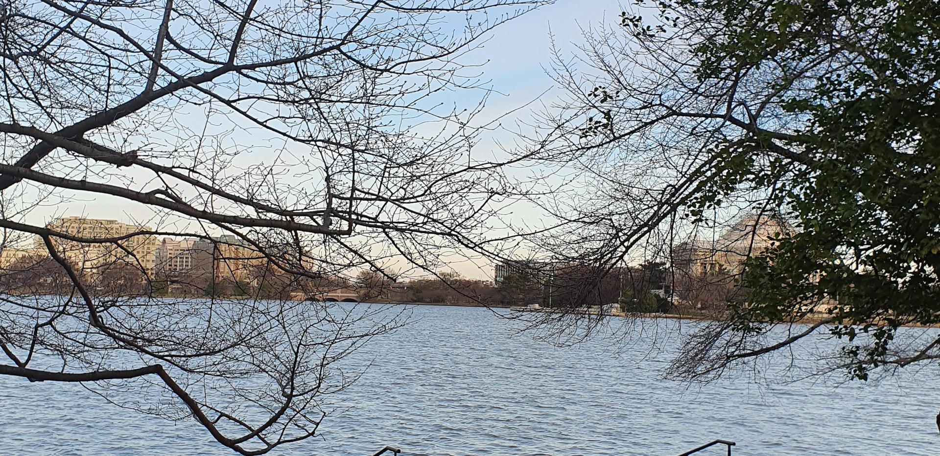 Franklin Delano Roosevelt Memorial - Tidal Basin