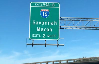 Quase em Savannah