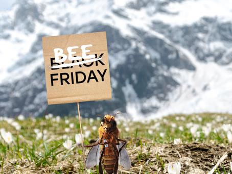BEE FRIDAY anstatt Black Friday