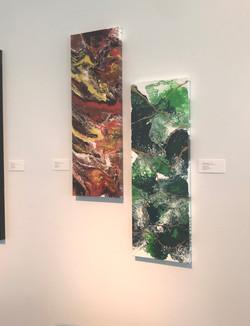 """Corrin Grooms: Sculptures & Paintings"" Saginaw Art Museum May 24- July 6, 2019, Saginaw, MI"