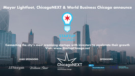 Startup Chicago by ChicagoNEXT of World Business Chicago