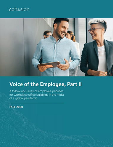 Cohesion Voice of the Employee Part II.p
