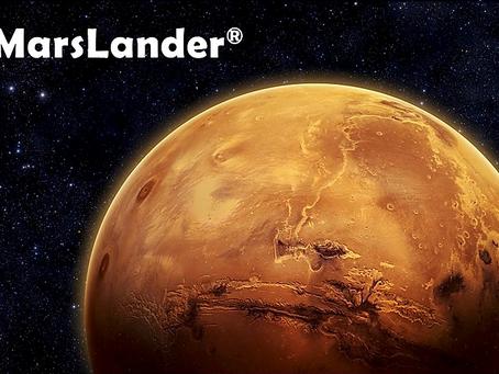 MarsLander® 2 aterrizó en Colombia