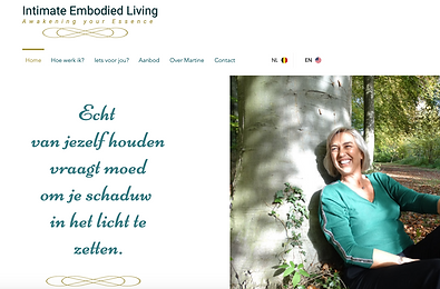 Intimate Embodied Living - Martine Florus