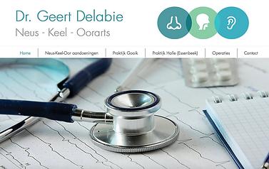 Dokter Geert Delabie