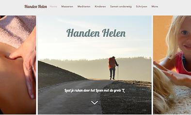 Handen Helen - Kristel Busschaert