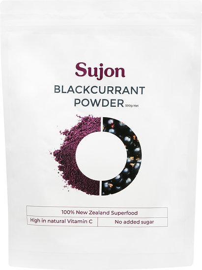 Sujon Blackcurrant Powder 500g