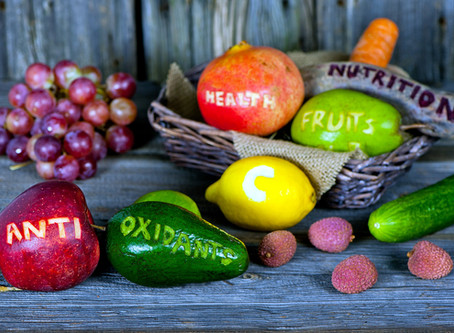 The low down on antioxidants