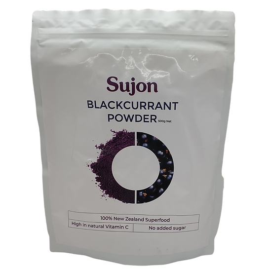 Sujon Blackcurrant Powder 500g