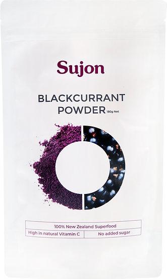 Sujon Blackcurrant Powder 180g