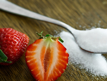 The natural sugars in berries - friend or foe?