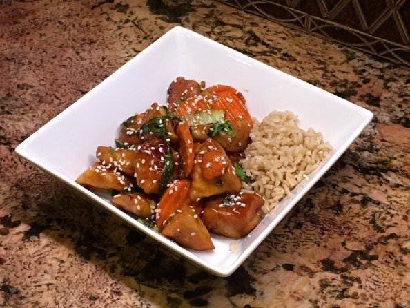 Low FODMAP Orange Sesame Chicken and Tips for Converting Recipes