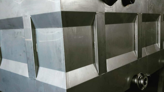 Stainless steel tank_Welding 2
