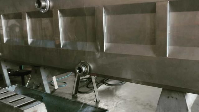 Stainless steel tank_Welding