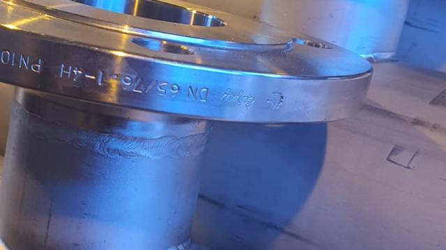 Tube welding