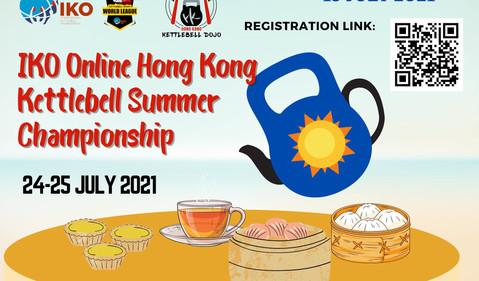 Hong Kong Kettlebell Sport Summer Championship by HONG KONG KETTLEBELL DOJO