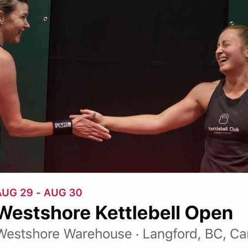 Westshore Kettlebell Open 2020