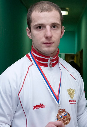 First World Champion Gold Medal 2008