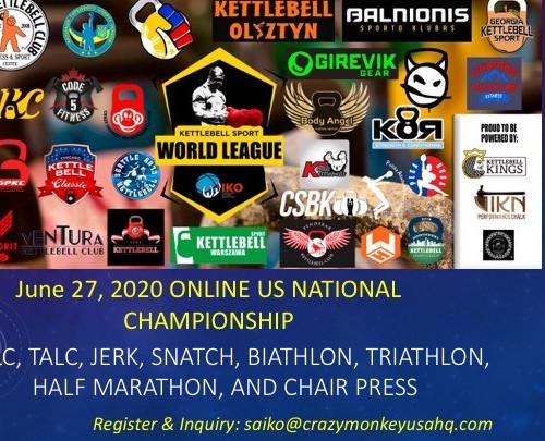 USA National Championship 2020