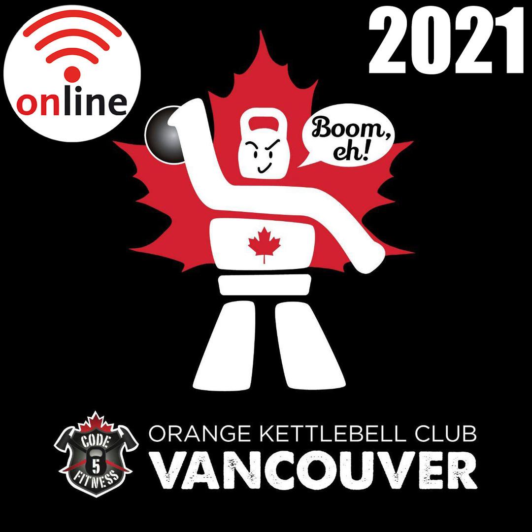 2021 OKCI Vancouver Open ~ KB Sport Competition