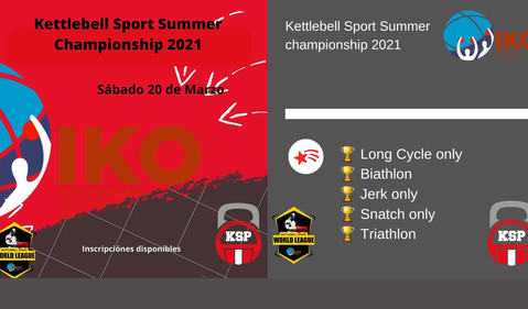 KB Sport Summer Championship KB Sport Pe